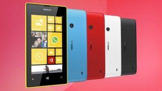 Nokia Lumia 520 İnceleme
