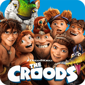 The Croods Android Oyunu