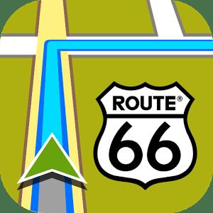 ROUTE 66 Navigasyon Android Os Uygulaması
