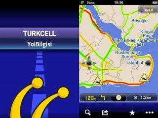 Turkcell Yolbilgisi Android Uygulaması APK İndir
