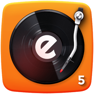 edjing DJ mixer turntable Uygulaması