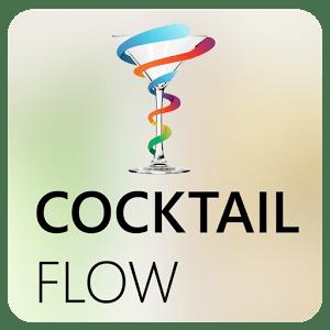 Cocktail flow içki bilgileri android uygulaması