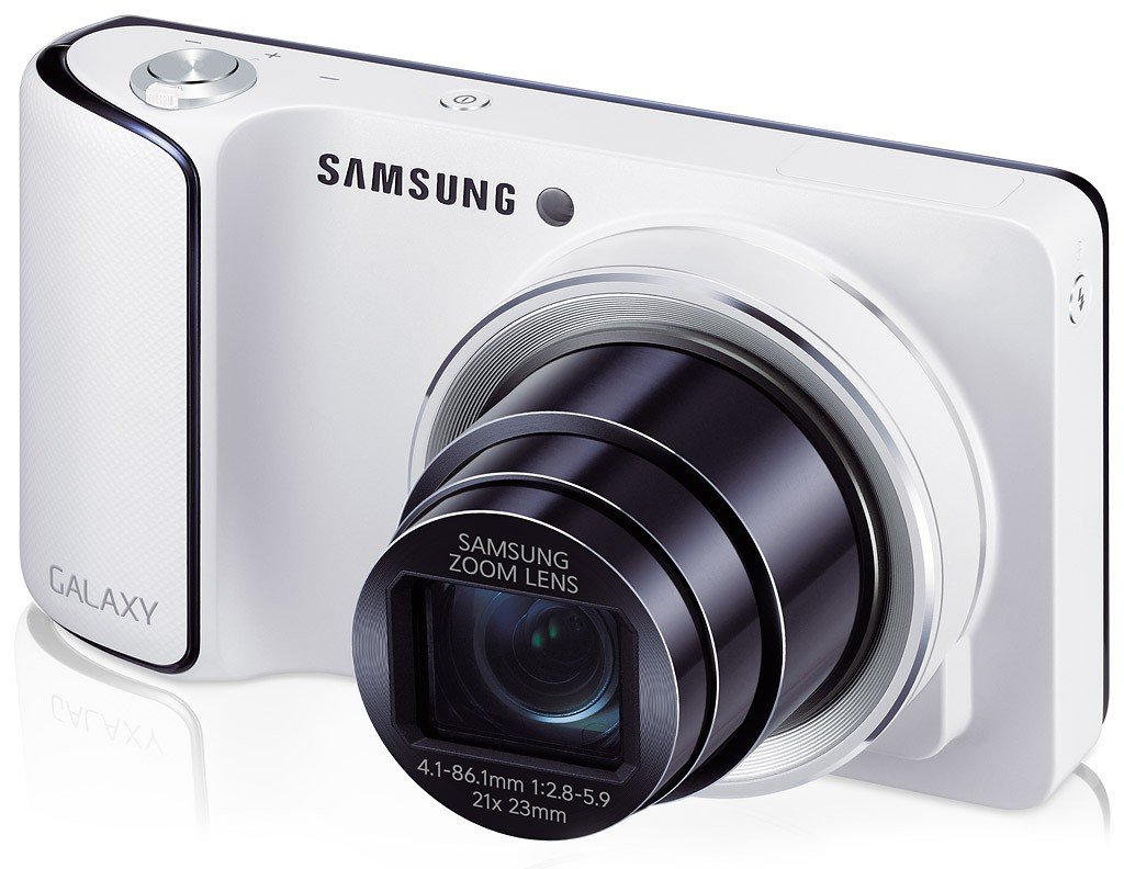 Samsung Galaxy Camera İnceleme