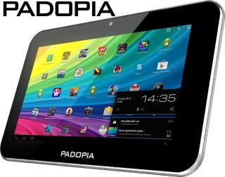 Padopia 7 Power Tablet Video inceleme