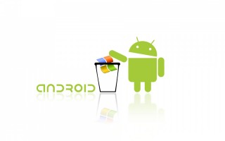Windows'u bırak, Android'e bak!