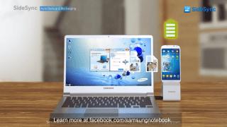 Samsung, SIDESYNC ile devrim yaratacak!